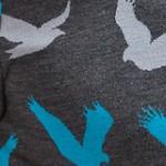 dvoubarevní orli na grafitové 210 g/m2